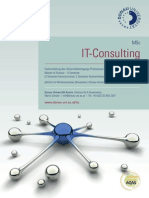 IT-Consulting - Management und IT