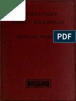 An elementary Latin grammar (1893).pdf