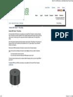 Arduino UNO Tutorial 7 - Piezo Beep.pdf