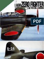 Mitsubishi a6M Zero Fighter