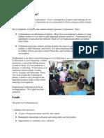 2013 - 2014 confirmation handbook