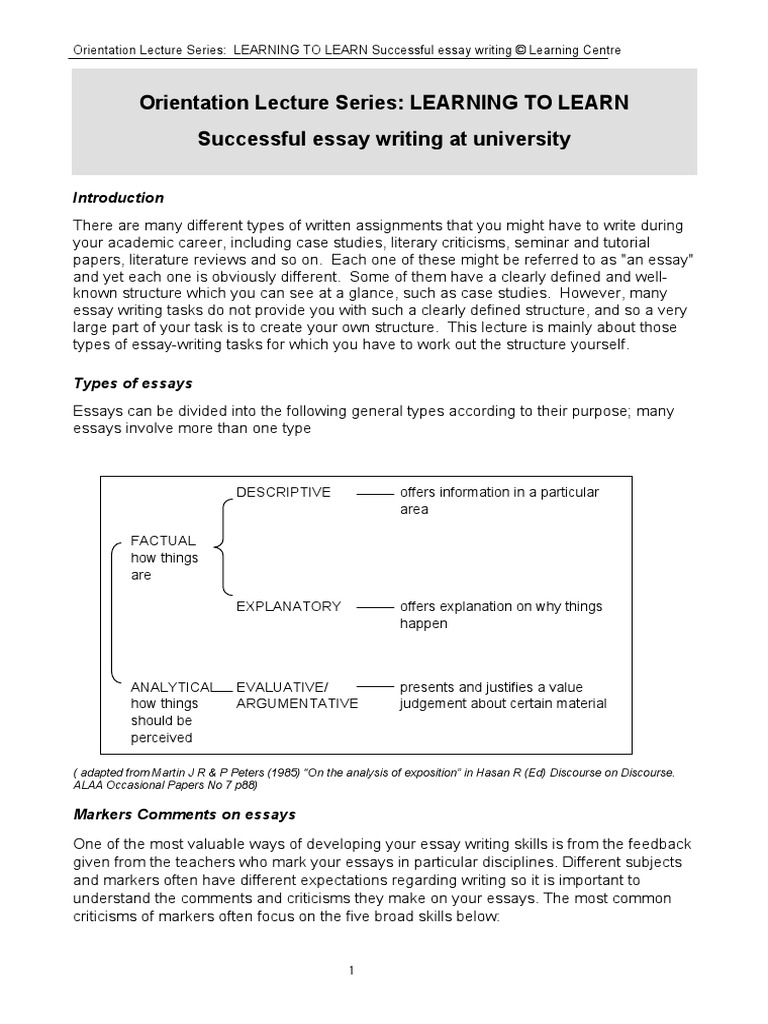 College essay greating closing