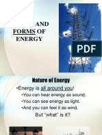 states and forms of energy powerpoint 2009
