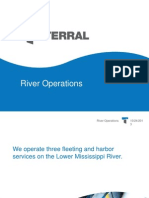 Terral River Service | River Operations