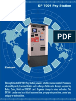 DP7001 Pay Station