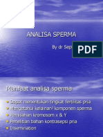 ANALISA SPERMA.ppt