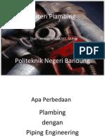 Teori Plambing Sofyan 2011.ppt
