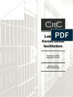 Lake Erie Correctional Institution Re-inspection (2013)