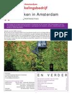 eco wijken in amsterdam