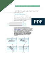 Flujo del campo eléctric1