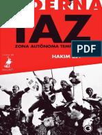 TAZ - Zona Autonoma Temporaria - Hakim Bey