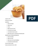 Cupcakes con Piña