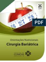 Orientações sobre cirurgia bariatrica