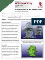 Indiana Jones 3D Printers