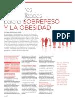 Soluciones personalizadas para el SOBREPESO Y LA OBESIDAD | Revista GHQ #16