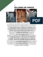 Carrillones de Viento