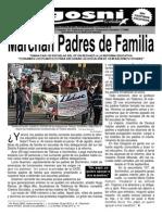 Kgosni 136-Marchan Padres de Familia