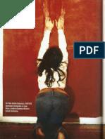 Art. Ana Mendieta. La Sacerdotisa de La Tierra - Copa Ago. 2007 p.186-194