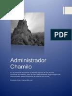 Administrador de Chamilo
