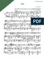 - Aria. Per corno e pianoforte. N. Porpora. .pdf