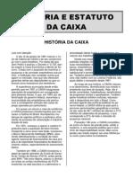 Historia Estatuto Atualizacao CEF2008