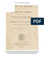 The British Mandate for Palestine (1922).pdf