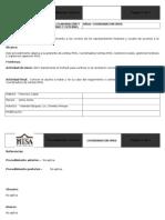 procedimiento para la elaboración y seguimiento del correo interno y externo