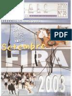 BIM Setembre 2003
