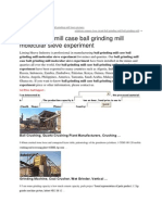 Ball Grinding Mill Single Wave Ball Grinding Mill Liners Pictures