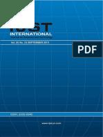 IJST- vol(8)- No.(3)- Sept. 2013