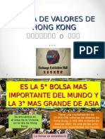 Treabajo de Bolsas Honkong