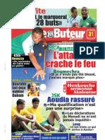 LE BUTEUR PDF du 31/07/2009