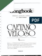 Caetano Veloso Songbook Vol 1 e 2 - Almir Chediak