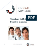 Physician's Guide to Disability Insurance