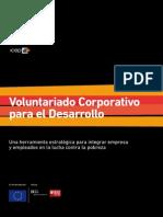 Libro Casos Voluntariado Corporativo Para El Desarrollo