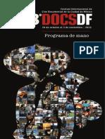 Programa DocsDF Web2013