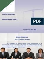 2824 - Derecho Laboral- Clases 1-4