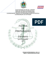Fichas de Preparacao- Completa