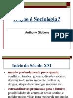 O Surgimento Da Sociologia