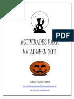 ACTIVIDADES PARA HALLOWEEN 2011_Eugenia Romero.pdf