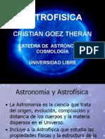 ASTROFISICA 2013