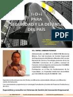 Conferencia Seguridad y Defensa