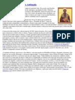 Vida e obra de Inácio de Antioquia