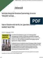 WAHRHEIT MACHT FREI!  Haben wir Deutschen endlich den Mut, den Lügenschleier zu zerreißen – WAHRHEIT MACHT FREI! « lupo cattivo – gegen die Weltherrschaft.pdf