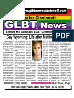 GLBT News Oct 2013