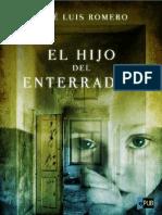 Jose Luis Romero-El Hijo Del Enterrador