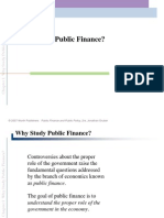 Public Finance Gruber 3rd Edition Lecture 1