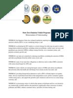 State Zero-Emission Vehicle Programs