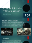 Concept Artists.odp