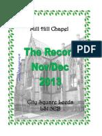 Mill Hill Record Nov-Dec 2013